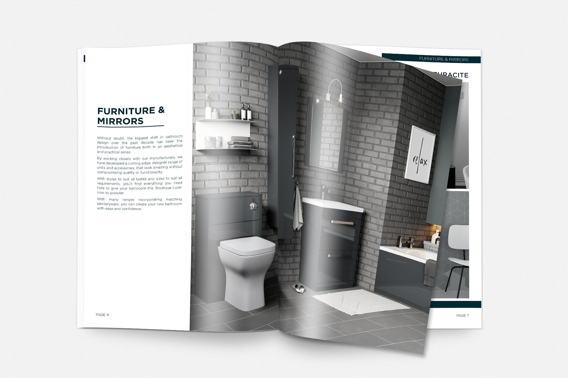 2019 Bathroom Brochure - AMS Plumbers Merchants Limited
